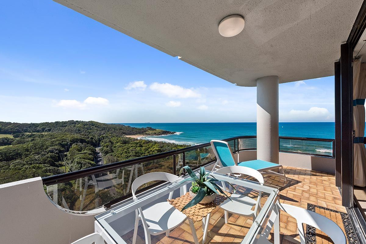 Coffs Harbour beachfront accommodation